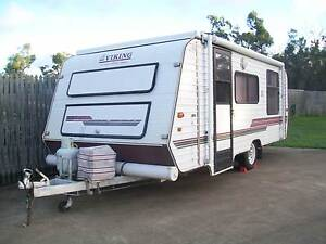 1994 Viking Queen Caravan for Sale Barmaryee Yeppoon Area Preview