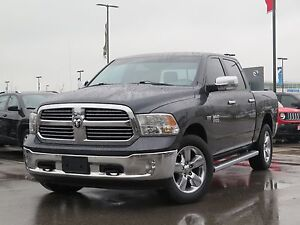 2014 Ram 1500 SLT! Low Km's! Local Trade!