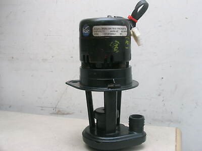 Manitowoc 2005713 Msp2 Ice Machine Water Pump 115v 6050hz .60a Osp-b15bej1
