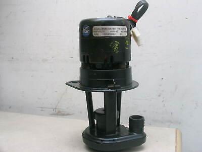 Manitowoc 2005713 Msp2 Ice Machine Water Pump 115v 6050hz .60a Osp-b15bej1