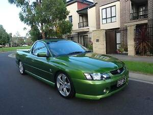 2003 Holden SS UTE, 5.7 Litre, Lots of Extras! RWC AND REGO ! Maidstone Maribyrnong Area Preview