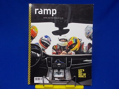 Ramp Auto.Kultur.Magazin #8 Winter 2009 Automobil Zeitschrift Zeitung  (Ramp-auto)