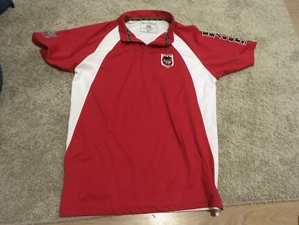 Adults Small Dragons Team Jersey!!! VGC.