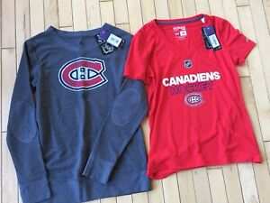 Women's Montreal Canadians clothing