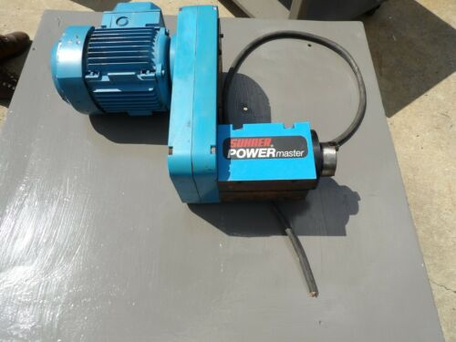 ABB Suhner Power Master Drill 230/460 3 Phase