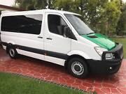 2011 Mercedes Sprinter ex ambulance-3L 6cyl turbo diesel-auto Ormeau Gold Coast North Preview
