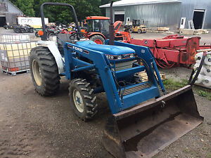 FORD 1920 compact tractor