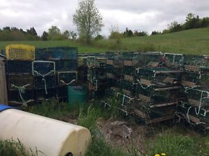 LOBSTER TRAPS FOR SALE!
