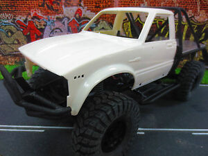 Axial SCX10 Mounting Kit For Tamiya 1/10 Toyota Hilux High-Lift Front Cab Body
