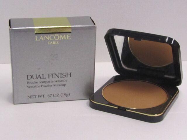 Lancome Dual Finish Versatile Powder Makeup Color Matte Bronze IV ...