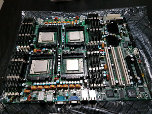 Quad dual-core AMD server board with 16GB ram Botany Botany Bay Area Preview