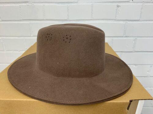 BRITISH ARMY WIDE BRIMMED GURKHA HAT - Size: 53cm , Brand new in box