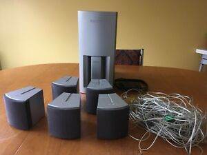Sony Surround-Sound Speakers