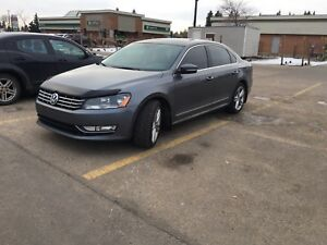 2013 VW PASSAT TDI HIGHLINE, NAV,
