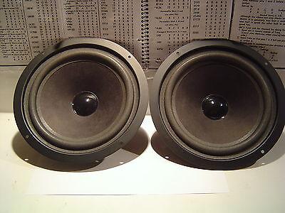 1 Stück ITT LPT210/25/110FS Bass/Mittelton Lautsprecher 226mm 8Ohm nos neu