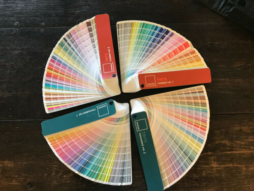 Pantone Tints COATED & UNCOATED Guide