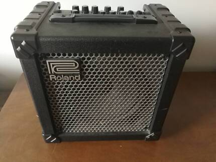 Roland Cube 20x Guitar Amplifier - Used