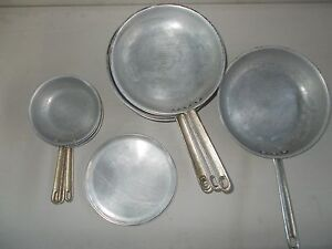 SET OF INDUSTRIAL PANS High Wycombe Kalamunda Area Preview