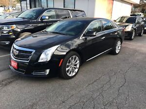 2017 Cadillac XTS Luxury AWD, NAVIGATION, PANORAMIC SUNROOF,...
