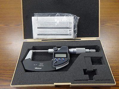 Mitutoyo 406-350 Electronic Digital Micrometer