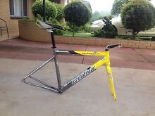 Giant road bike frame for sale Darling Heights Toowoomba City Preview
