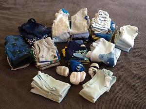 BABY BOYS SIZE 000 CLOTHES Marsden Logan Area Preview