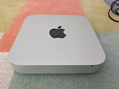 Apple Mac Mini - Mid 2011 Core i5-2520M 2.5GHz 4GB RAM 500GB HDD High Sierra