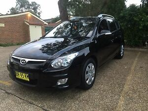 *URGENT* Excellent  condition 2012 Hyundai i30 wagon turbo diesel auto Old Toongabbie Parramatta Area Preview