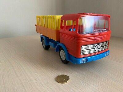 Vintage Mercedez-Benz Truck - WADER