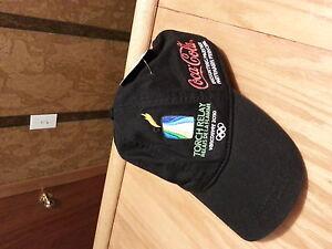 Limited edition Coca Cola 2010 Olympics hat Peterborough Peterborough Area image 2