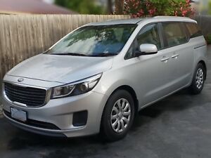 8 seater kia carnival for hire