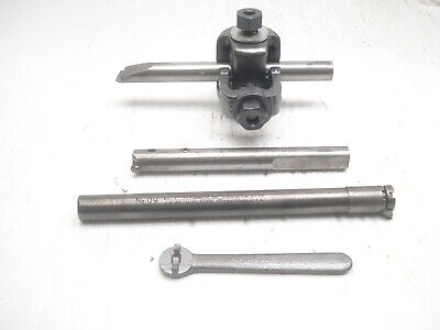 Southbend Lathe Boring Bar And Globe Tool Holder 13 14 15 16
