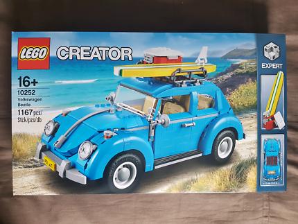 Lego Creator Expert Volkswagen Beetle 10252 - Brand New