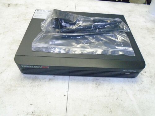 Night Owl 4 Channel Hybrid 4K Security DVR-H2T80B-41 H2THD 8.0 w/1TB HDD 4CH
