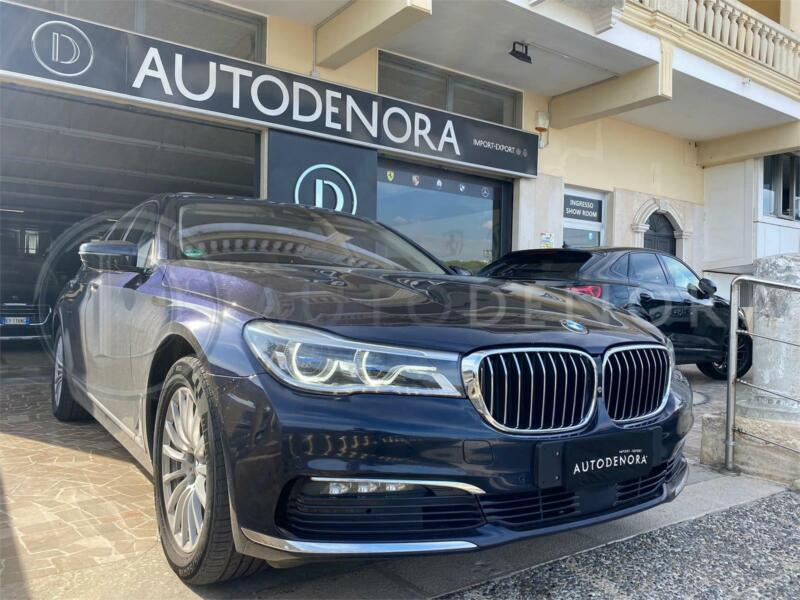 BMW Serie 7 730 xDrive Limited Edition LED,PELLE,TETTO,NAVI