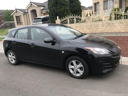 2010 Mazda 3 auto with RWC