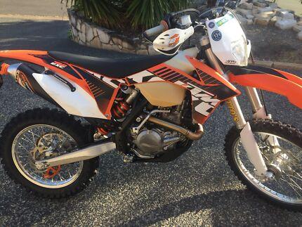 KTM 450 EXC 2012