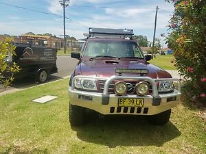 2003 NISSAN PATROL ST 4X4 3.0L TURBO DIESEL Chester Hill Bankstown Area Preview