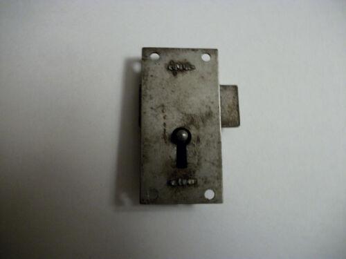 Genuine Antique Cabinet Lock