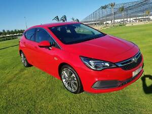 2017 Holden Astra BK MY18 RS-V Red 6 Speed Sports Automatic Hatchback Welshpool Canning Area Preview