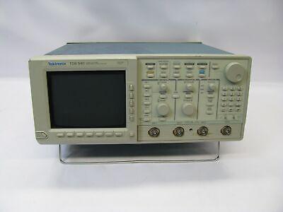 Tektronix Tds 540 4-channel 500mhz 1gss Digital Oscilloscope
