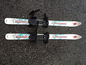 Snow pup childrens skis - Madshuz