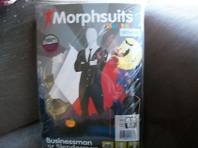 Horror Halloween Morphsuit Slenderman size large](Slenderman Halloween)