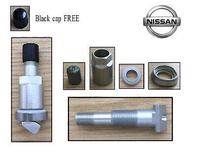 TPMS Sensors 4 TyreSure T-Pro Tyre Pressure Valve for Nissan Qashqai 13-19