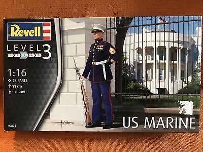 US Marine Revell Figuren Bausatz 1:16, Art. 02804 Neu & OVP