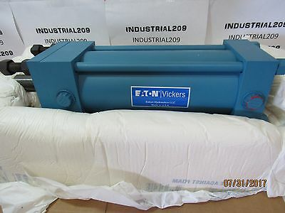 Eaton Vickers Hydraulic Cylinder Fifen5k4x8-0-1.75n-n-x New In Box