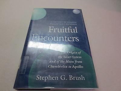 Fruitful Encounters A History of Modern Plantetary Physics Stephen G. Brush -