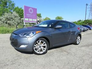 2017 Hyundai VELOSTER AMAZING DEAL ON THIS 2017 LOW MILEAGE COMP