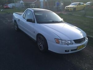 Manual vy ute need to sell San Remo Wyong Area Preview