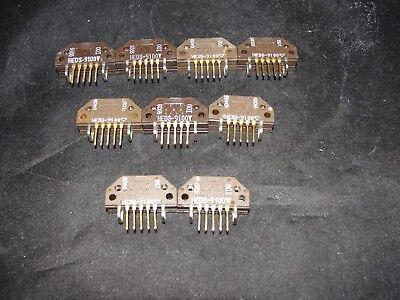 Heds 9100 Optical Encoder Lot Of 9